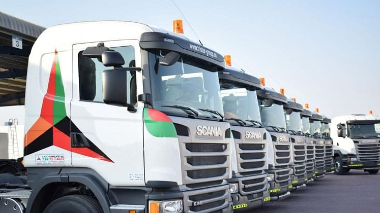 Tristar Adds New Road Fleet for Shell in Oman