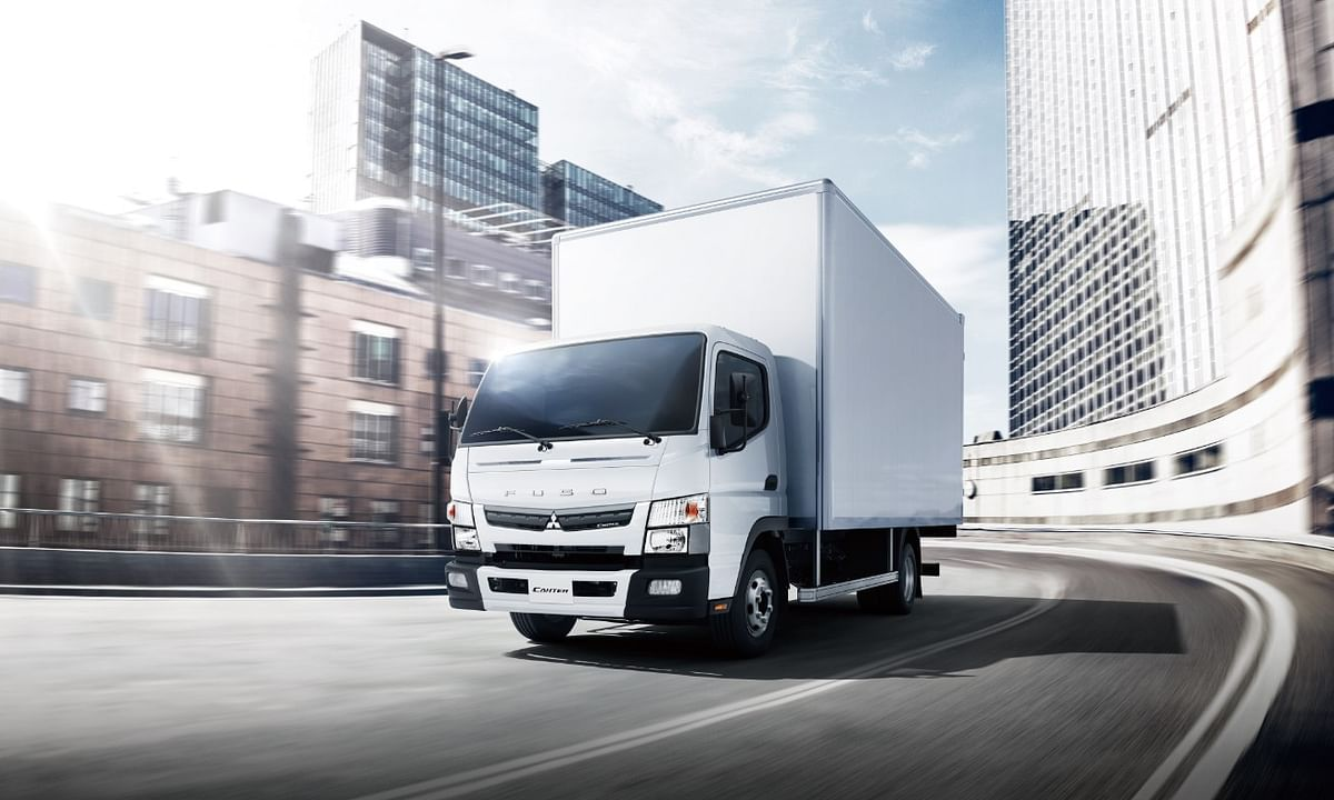 Al Habtoor Motors and Daimler CV MENA Launch New FUSO Canter Euro 5