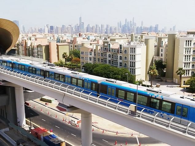 Al Tayer: Dubai Metro Route 2020 to Start Operation on 1/1/2021