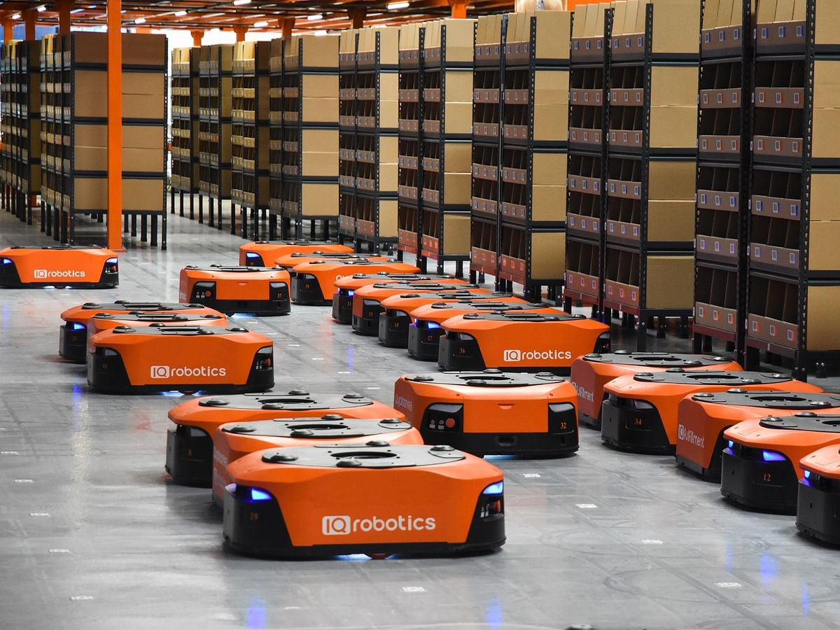 IQ Robotics Announces Strategic Partnership with Chinese Firm