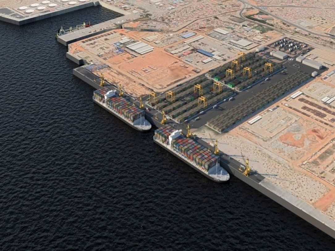 DP World in Talks to Operate Multipurpose Port Terminal in Angola