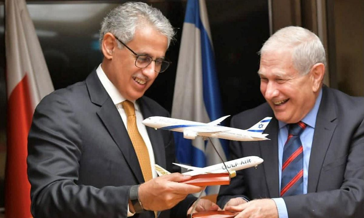 Gulf Air to Start Tel Aviv Flights from January 2021