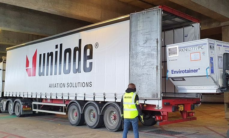 Envirotainer Broadens Partnership with Unilode