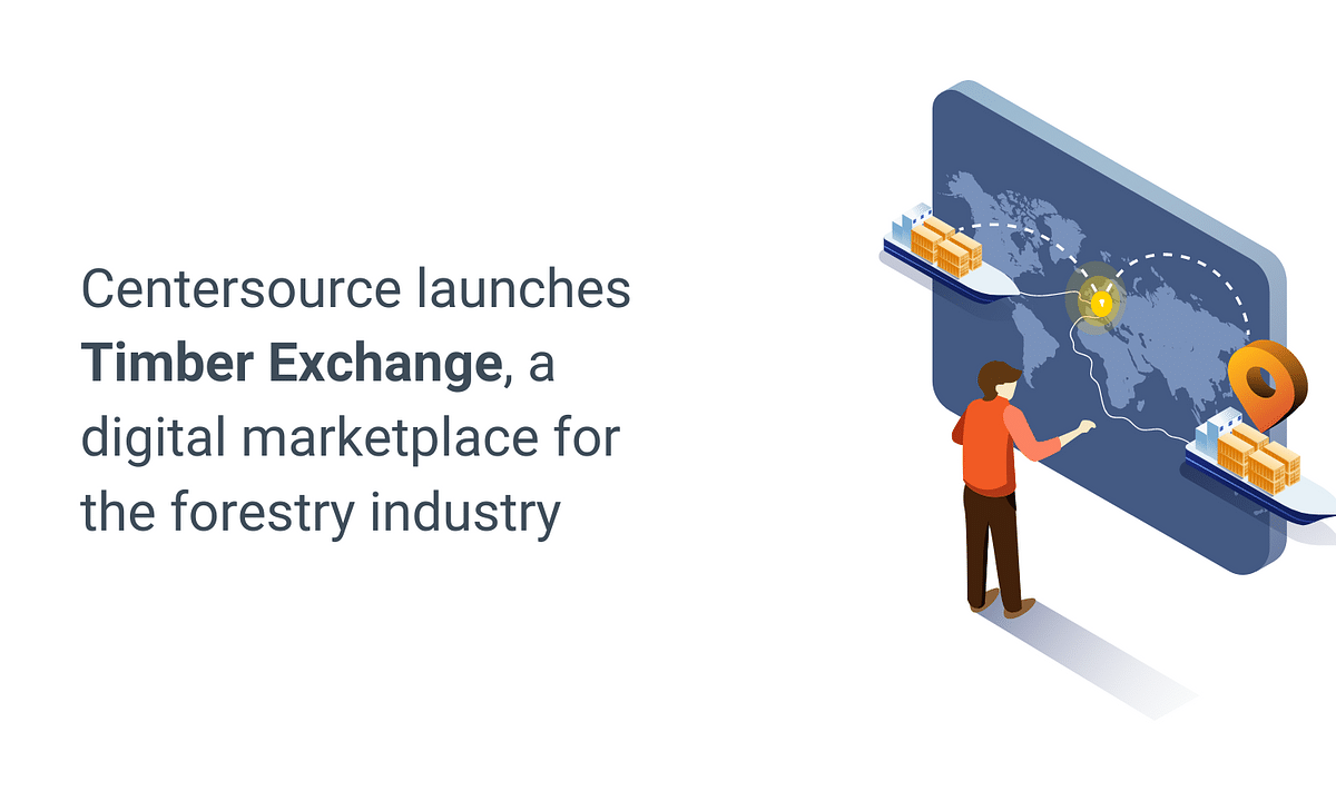 Timber Exchange: Digitalising the Industry's Supply Chain