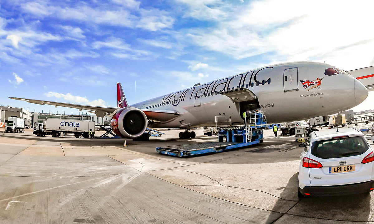 Virgin Atlantic Cargo to Commence New Services to Pakistan