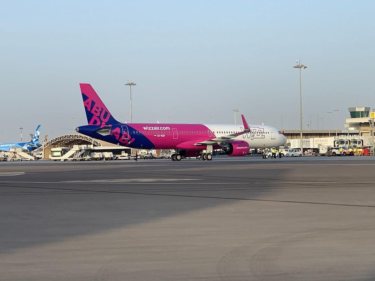 UAE's Newest Airline Wizz Air Abu Dhabi Takes Off