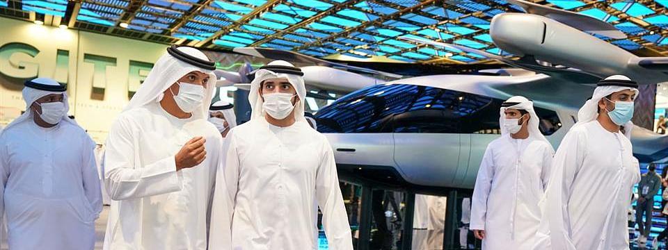 Hamdan bin Mohammed Opens 40th Edition of GITEX