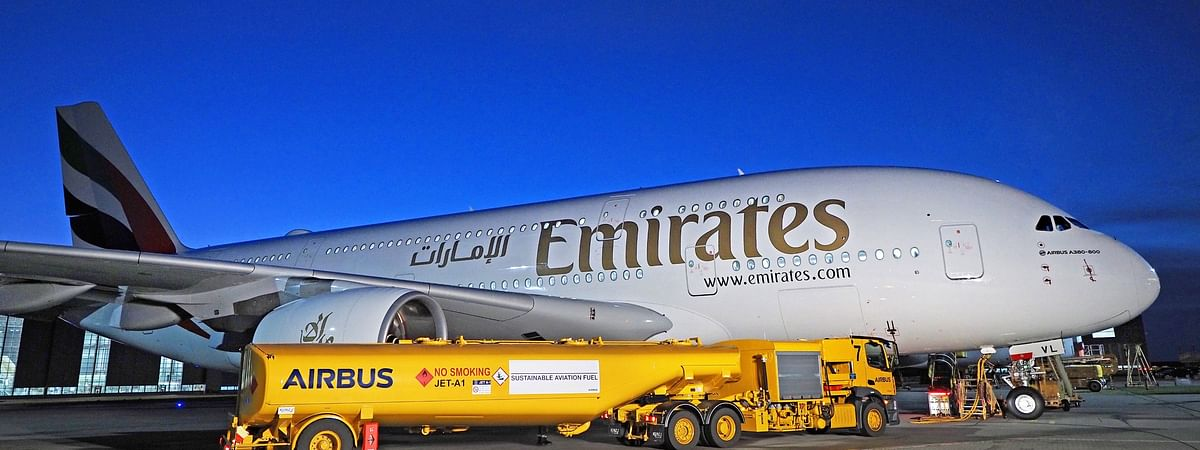Emirates Welcomes First of Three A380s Ordered for 2020