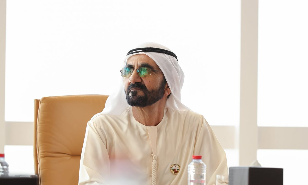 Mohammed bin Rashid Issues New Law on Dubai Civil Aviation Authority