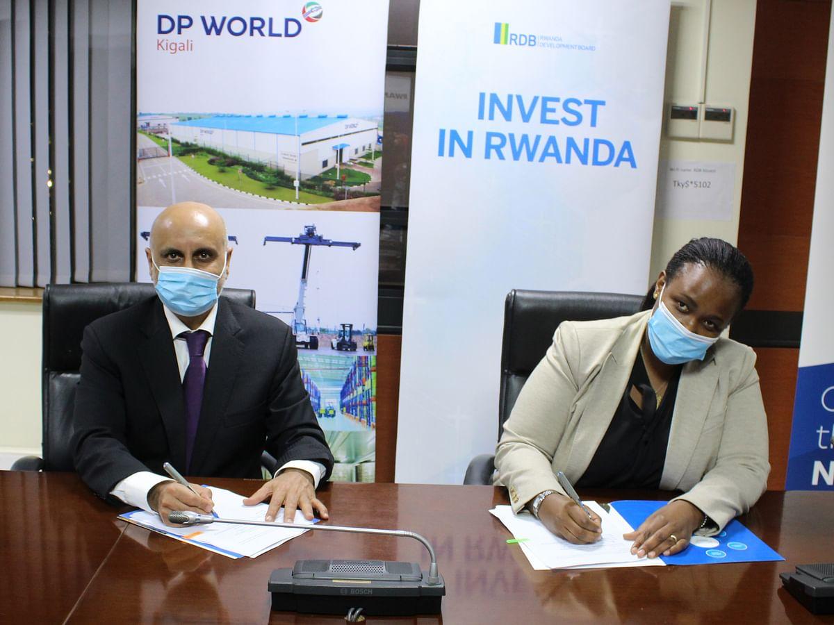 DP World to Launch its New e-Commerce Platform 'DuBuy.com' from Rwanda