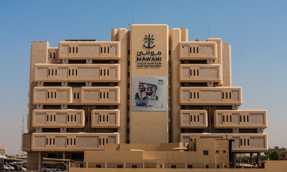 Mawani Launches New Route with 4 Global Shipping Lines