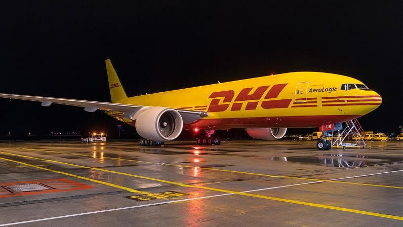 DHL Express Buys Eight New Boeing 777 Freighters