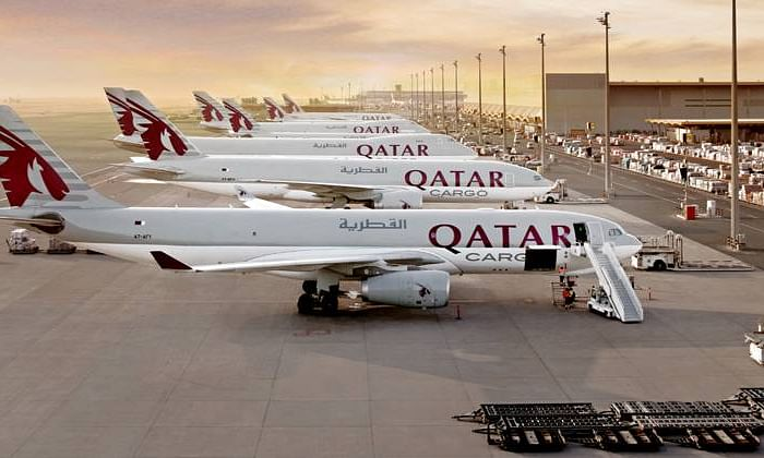 Qatar Airways Cargo Adds 3 New Boeing 777 Freighters to Fleet