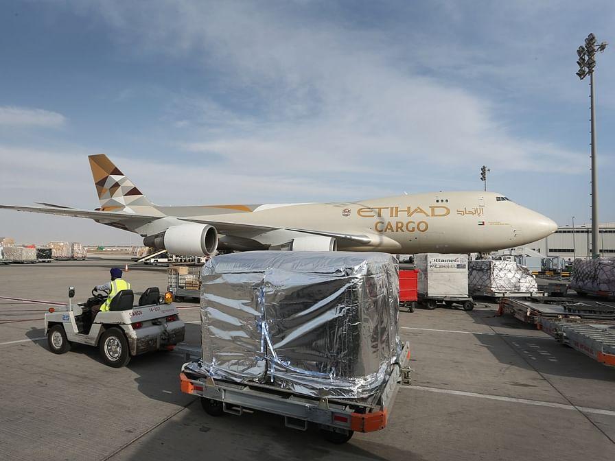 Etihad Cargo Reports 50% Y-O-Y Rise in Pharma Shipments