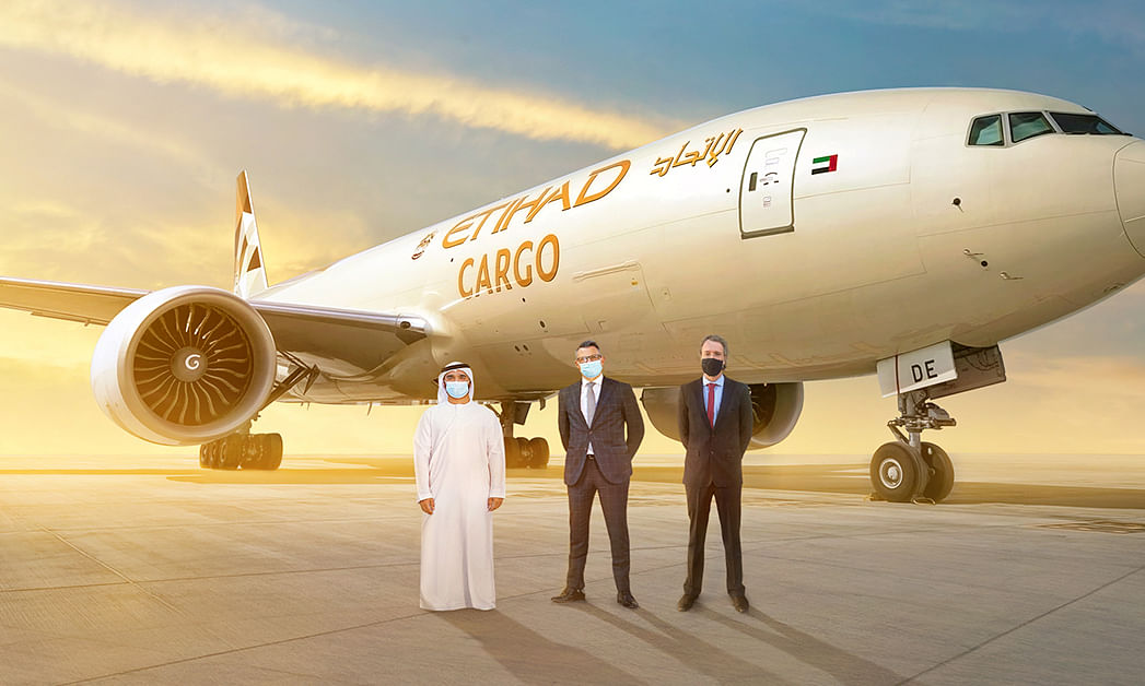 Etihad Cargo Beats 2020 On-Time Performance Targets