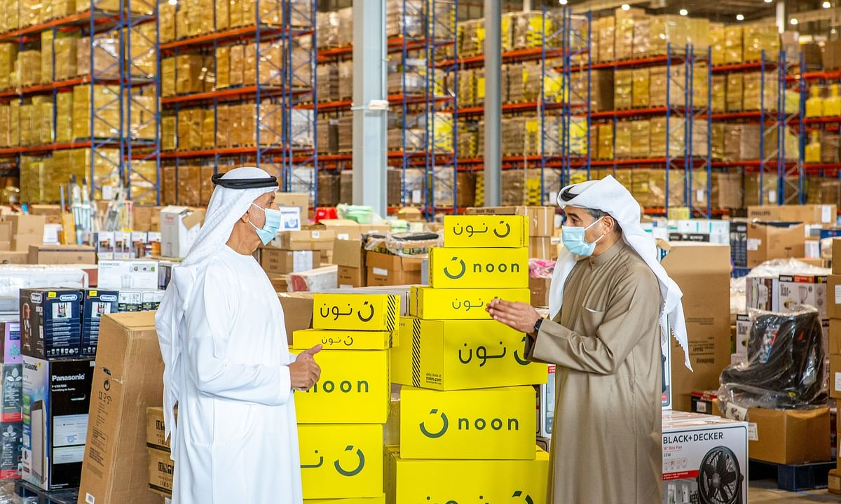 noon.com to Launch New Customer Fulfillment Facility at EZDubai