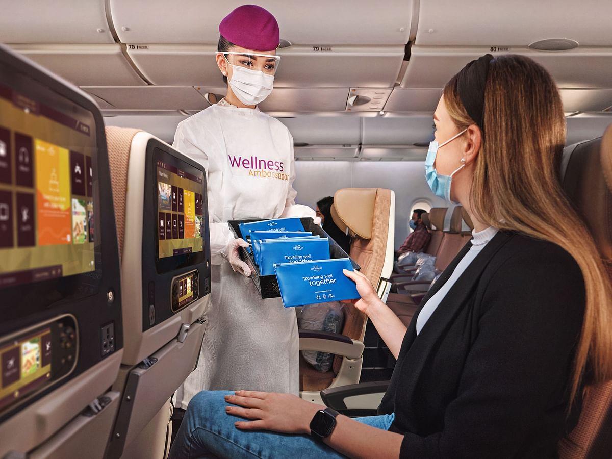 Etihad Airways Awarded Diamond Status in Health and Safety Audit