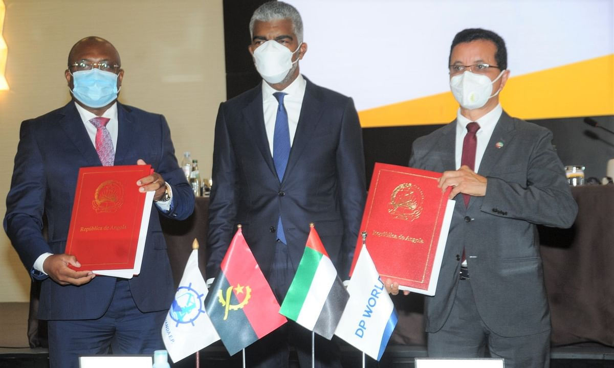 DP World Signs 20-Year Concession Agreement with Angola