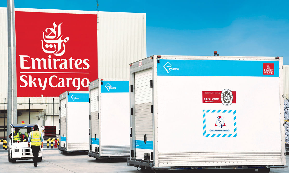 Emirates SkyCargo Emerges Global Leader of Air Cargo Industry in 2020