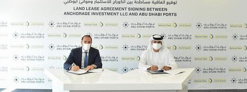 Khalifa Port to Set Up Massive New Grain Storage Facility