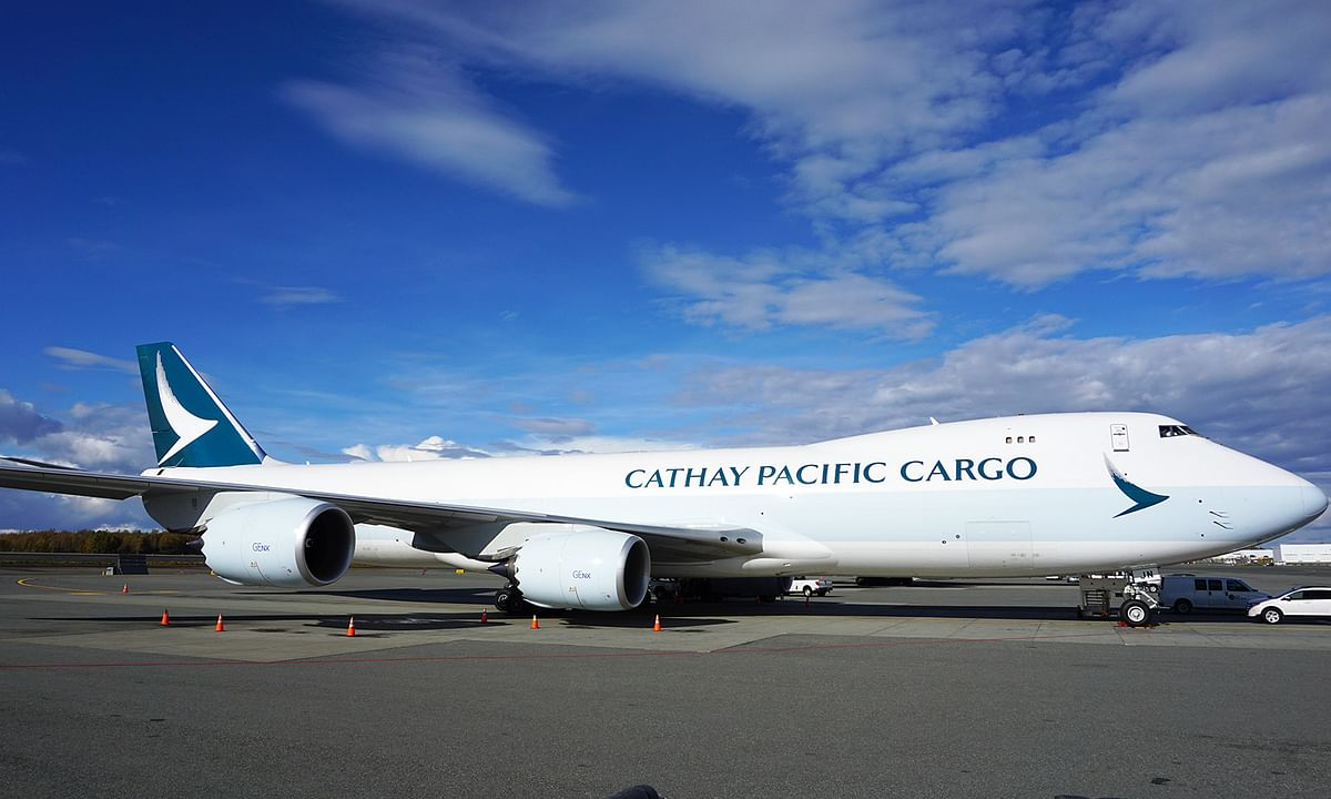 Cathay Pacific Cargo Launches Weekly Service to Riyadh