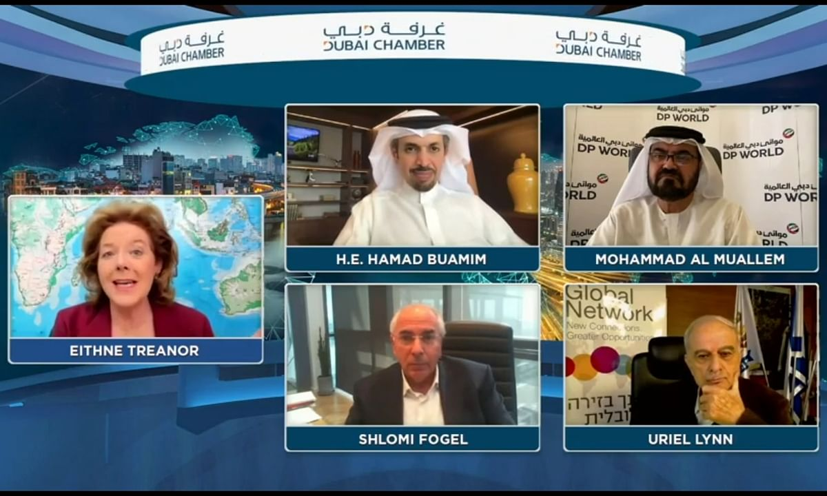 Business Leaders Discuss Expansion of UAE-Israel Cross-Border Trade