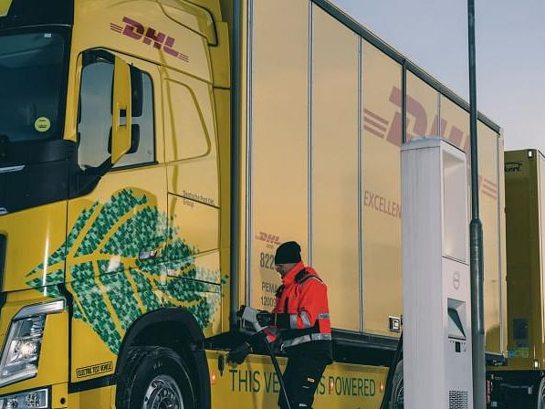 DHL Freight, Volvo Trucks Partner to Create Green Transport Solutions