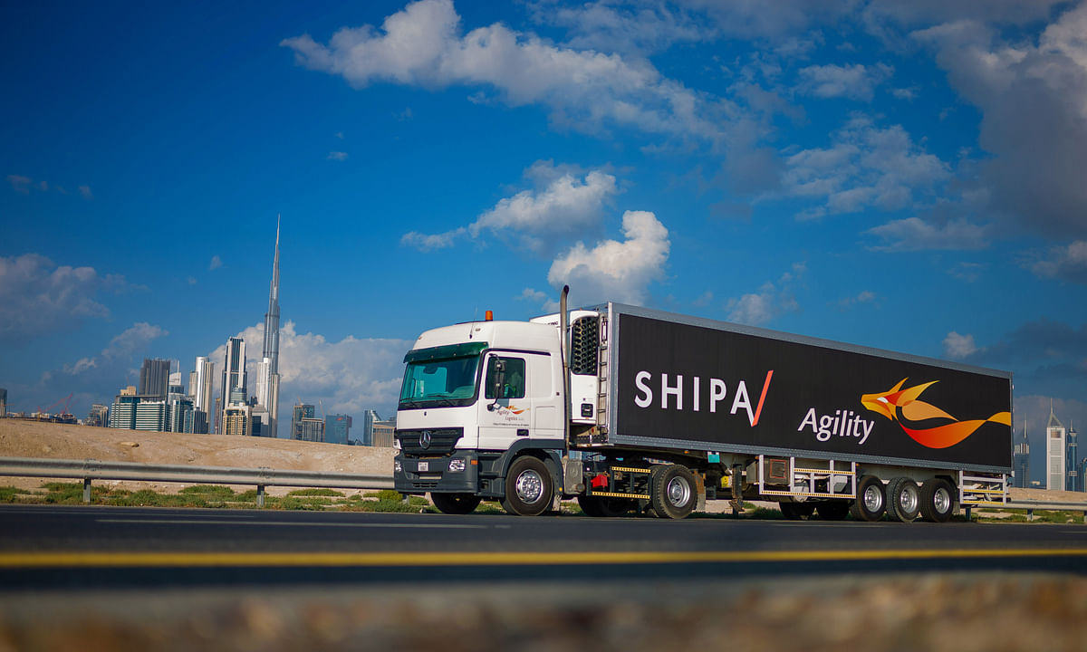 Agility and Shipa Launch GCC Cross-Border Express Road Freight