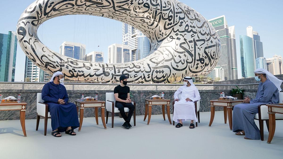 Sheikh Hamdan Hails Dubai Internet City's Start Up Entrepreneurs