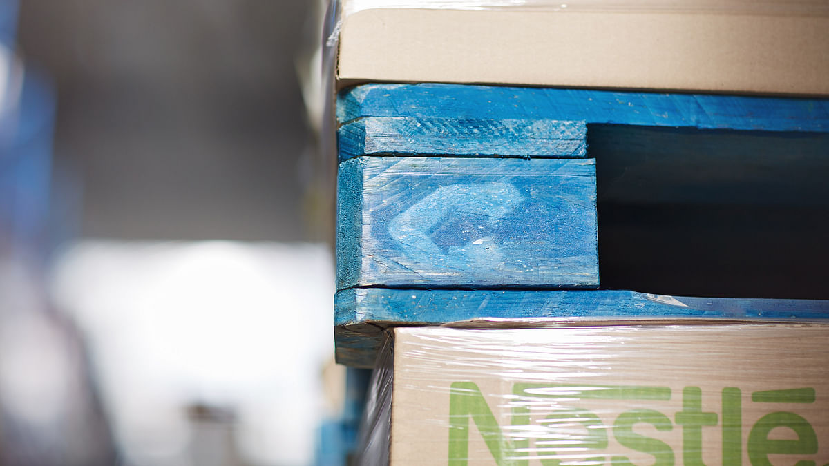 Nestle MENA, CHEP Supply Chain Renew Contract and Expand Business Ties