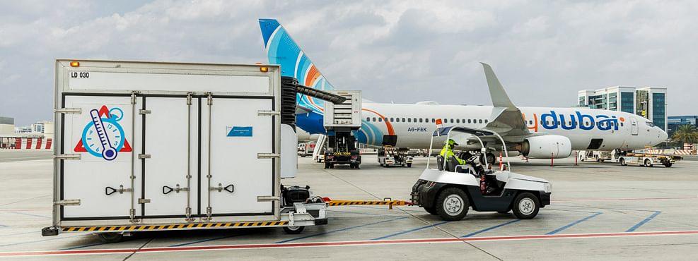 flydubai Cargo Approved for Transport of Dangerous Goods