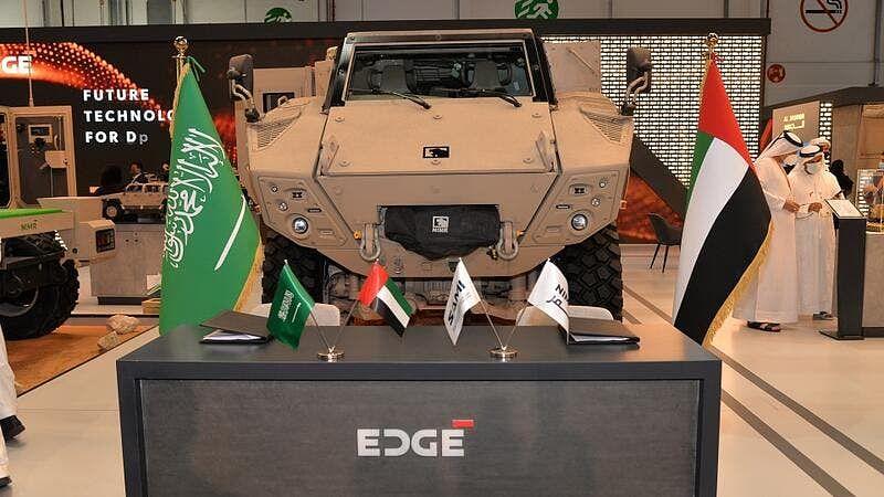 UAE, Saudi Companies to Jointly Build Armoured Vehicles