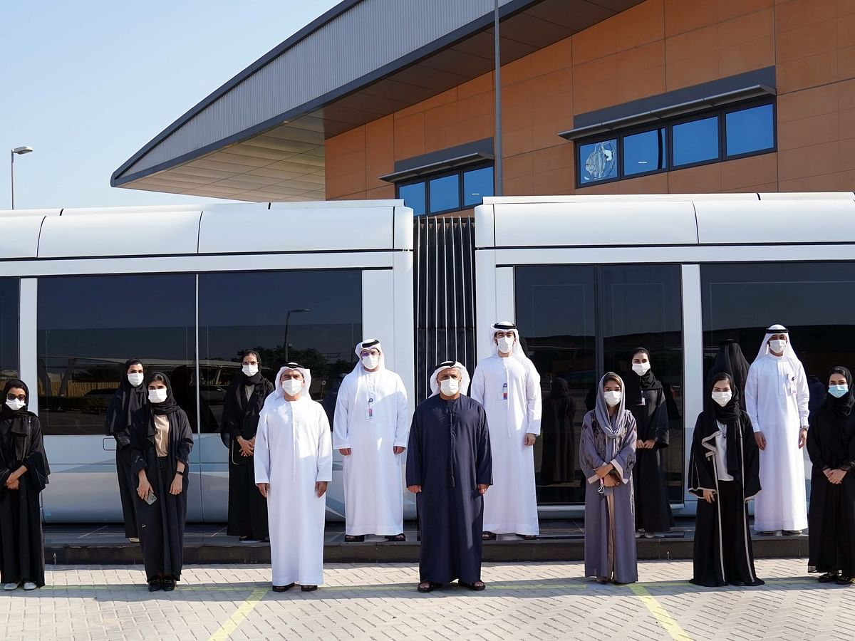 Al Tayer Launches e-Platform for Railway Engineering Data