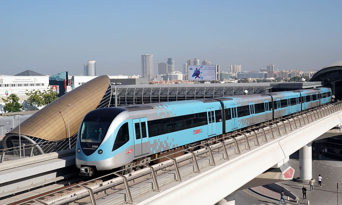 French-Japanese Consortium to Operate and Maintain Dubai Metro