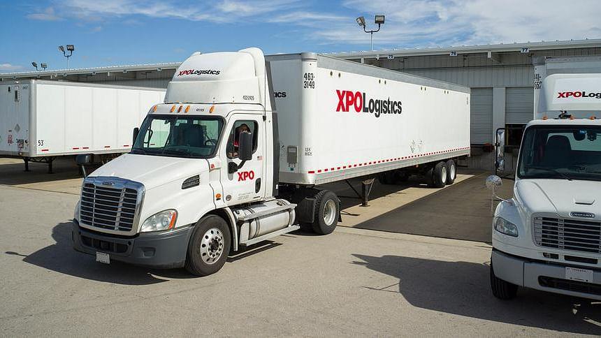 XPO Logistics Pilots Intelligent Reach Truck Technology