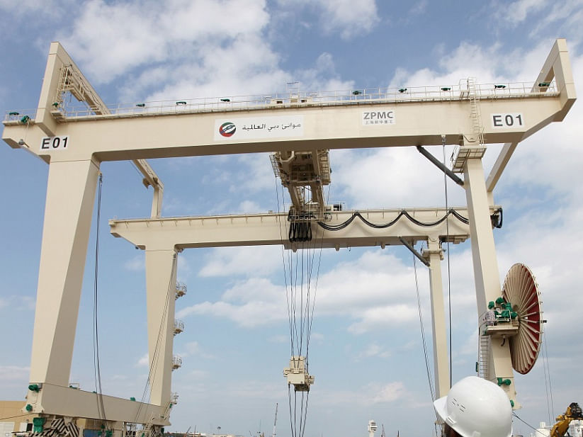 Jebel Ali's CT3 Now Among the World's Smartest Container Terminals