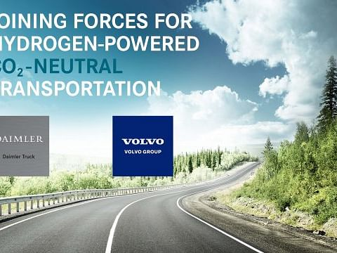 Daimler Truck AG and Volvo Group Complete Formation of Fuel-Cell JV