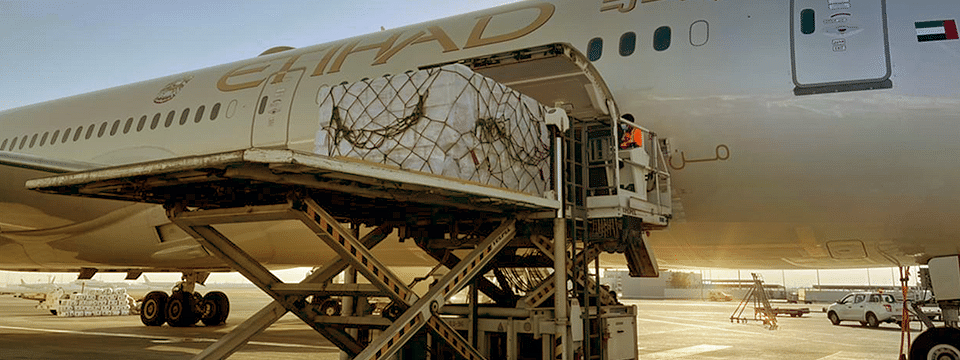 Etihad Cargo and EFL Deliver Vital Vaccines to Egypt