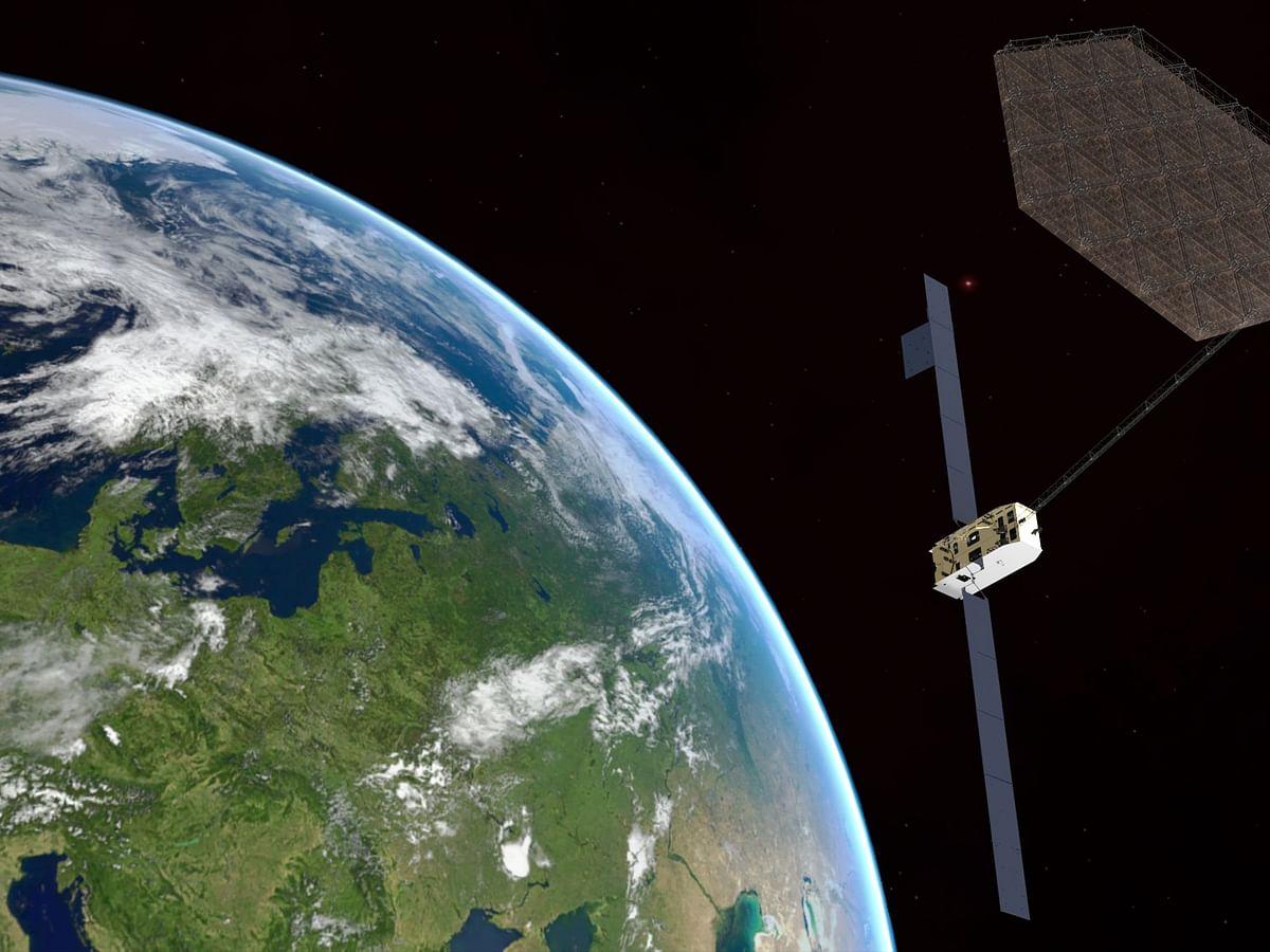 Airbus Pioneers First Satellite Factory in Space