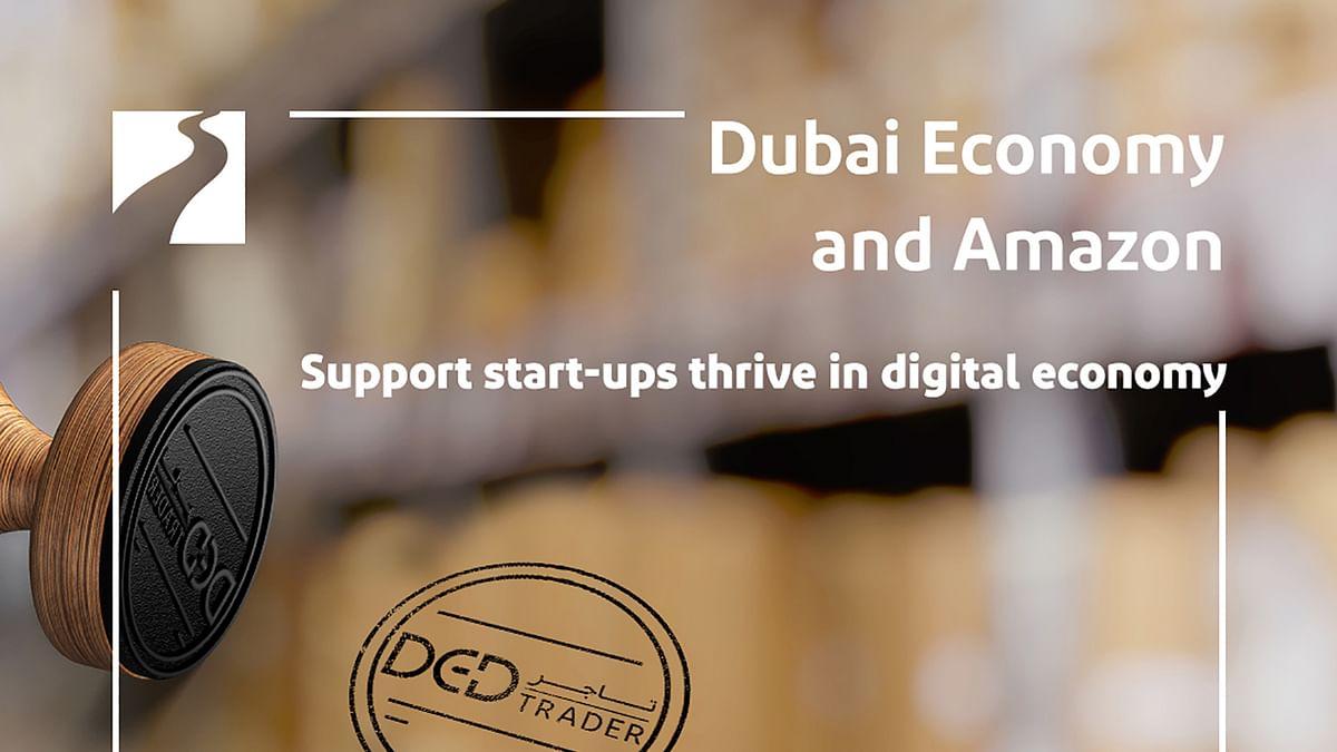 Dubai Economy and Amazon Partner to Boost Region's Start Ups