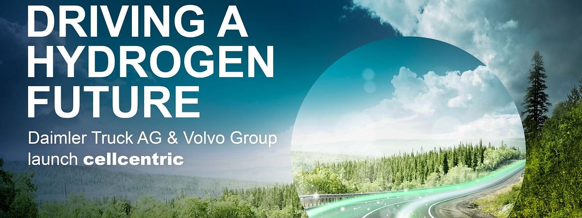 Daimler Truck AG and Volvo Group Outline Roadmap for Fuel-Cell JV