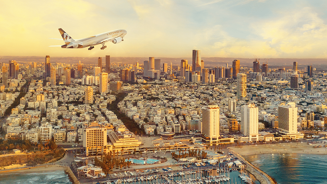 Etihad Cargo Appoints Rom Top Aviation as GSA for Israel