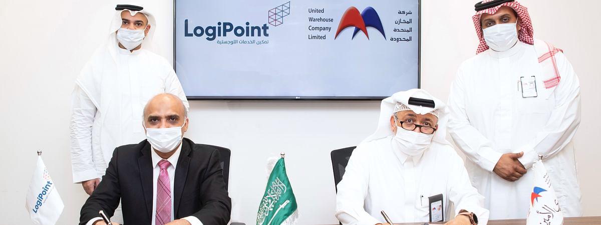 LogiPoint and United Warehousing Sign Strategic Partnership Agreement