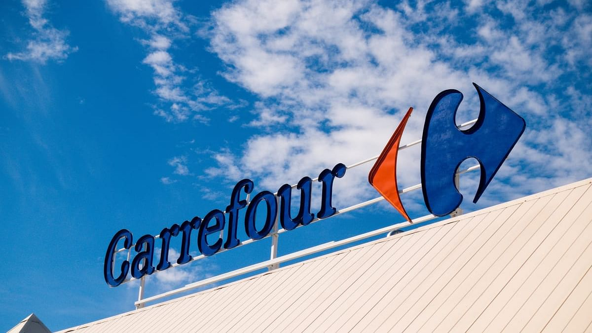 'Carrefour Now' Promises Free 60-Minute Delivery for 31,000 products