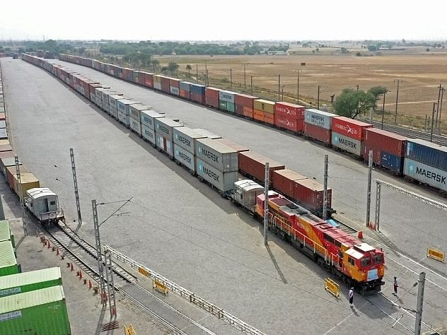 Maersk India Launches Dedicated Rail Service 'Automotive Express'