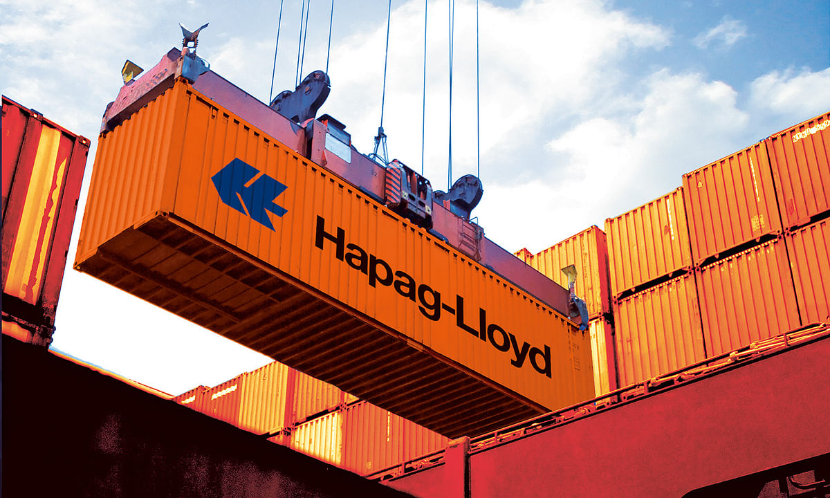 Hapag-Lloyd Orders 150,000 TEU of Standard and Reefer Containers