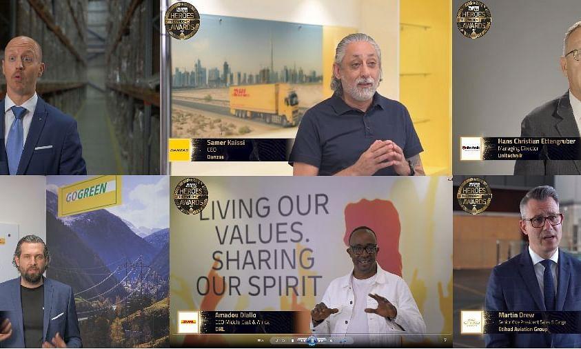 Watch: Heroes of the Pandemic Nominee Videos Go Big on LinkedIn