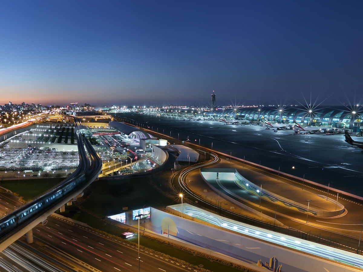 DXB Handles 550,811 Tonnes of Airfreight in First Quarter of 2021