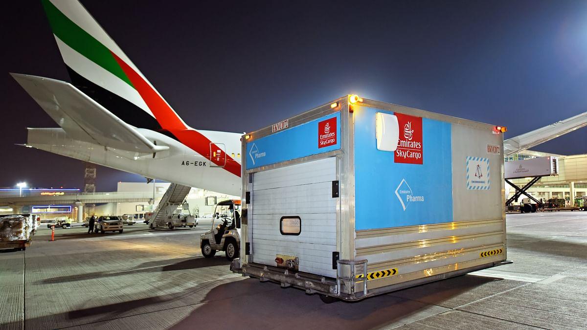 Dubai, Emirates SkyCargo Play Central Role in Global COVID-19 Response