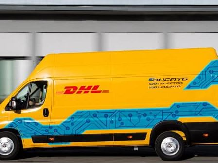DHL Express Partners with Fiat to Electrify Last-Mile Delivery
